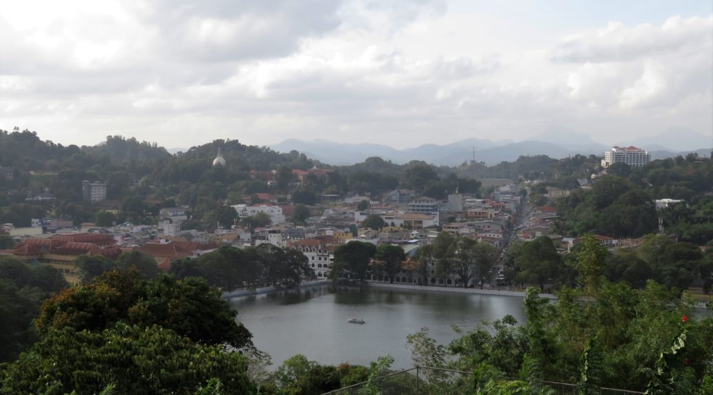 Back To The City Life In Kandy