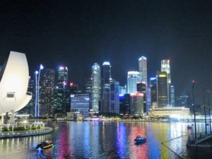 Glitz and Glamour of the Singapore Grand Prix