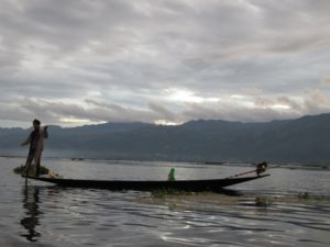The Local Life On Inle Lake