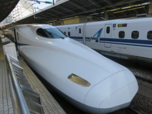 The Bullet Train To Odawara