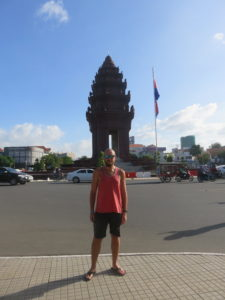 Phnom Penh And The Killing Fields