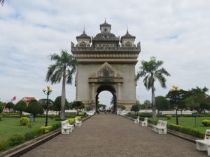 Embracing The Laid Back Capital Vientiane